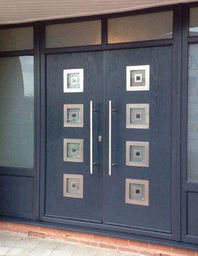 New Look Windows Composite Doors