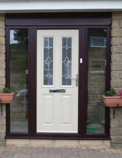 New Look Windows Composite Doors
