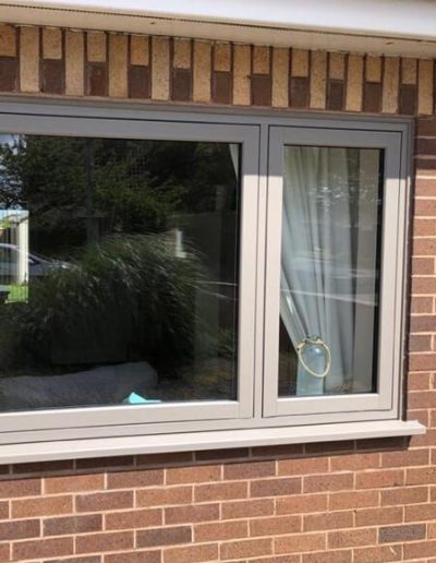 New Look Windows Flush Sash Windows