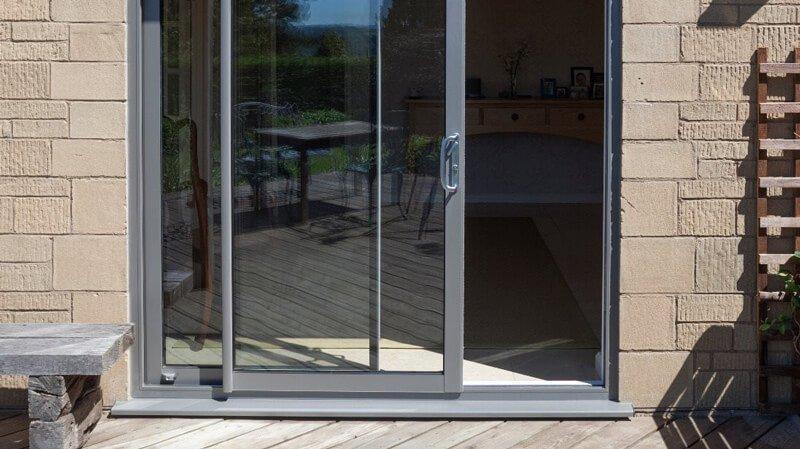 Sliding Doors by New Look Windows