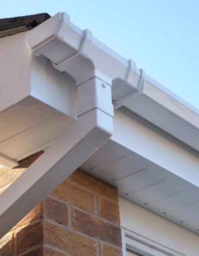 Roofline Rainwater