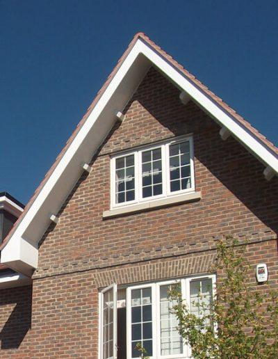 New Look Windows Roofline